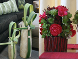 Hottest trends and techniques in flower arranging