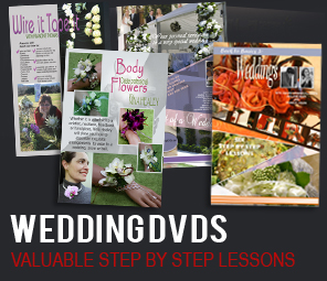 DIY wedding flowers and bouquets- how to make wedding bouquets